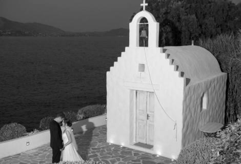 Costa Navarino destination wedding