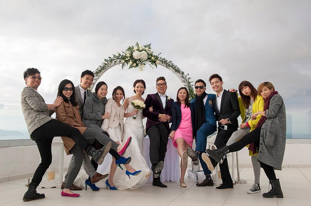 santorini wedding photos tim rachel