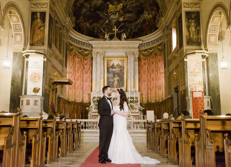 A genuine Maronite wedding in Athens, Greece