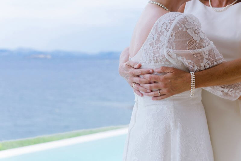 lesbian wedding in greece