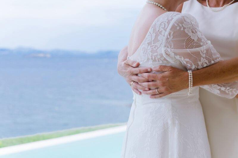 lesbian wedding in greece