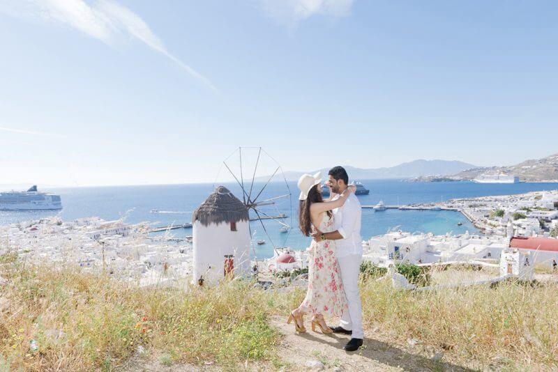 mykonos wedding photographer